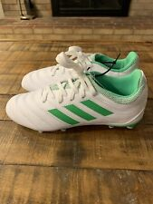 adidas Copa 19.3 Tango Fg 2019 Soccer Cleats Shoes Virtuso White Kids Size 2.5