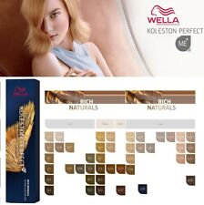 Wella Professional Koleston Perfect ME+ RICH NATURALS Hair Color Tint Dye 60 ML