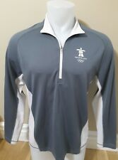 Vancouver olympics 2010 long sleeve mens large (L)