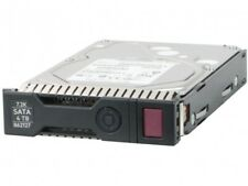 "861678-B21, 862127-001 - HPE 4TB 6G 7.2K SATA 3.5"" SC Hot Swap HDD"