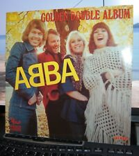 "ABBA.  ""GOLDEN DOUBLE ALBUM""  VOGUE FRANCE 1976 DBL. G/F. EX COND."