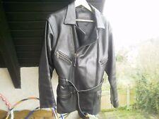 Lederjacke Oldschool, Vintage ,Biker...Genuine