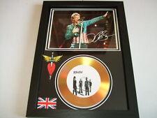 BON JOVI  SIGNED GOLD CD  DISC  2