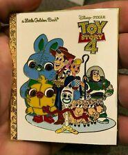 Pin Toy Story 4 Forky Bo Peep Woody Ducky Bunny Limited Edition Jumbo Fantasy