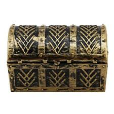 SHABBY VINTAGE CHIC PIRATE CHEST JEWELLERY TRINKET BOX STORAGE CRATES GIFT LC