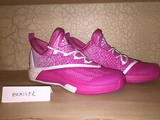 Adidas SM Crazylight Boost 2.5 PE PINK James Harden nba promo sample Sz 10