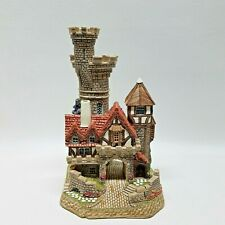 David Winter's Mystical Castles of Britain, MYTON TOWER, D1024, 1997