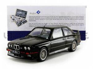 SOLIDO 1/18 - BMW M3 E30 - 1990 - 1801501