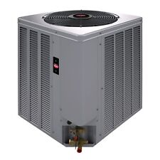 RHEEM WEATHERKING 14 SEER 3 TON CENTRAL AIR CONDITIONER SYSTEM ELECTRIC HEAT