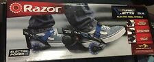 Razor turbo jetts dlx electric heel wheels light-up battery skates New