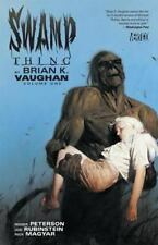 Swamp Thing by Brian K. Vaughan Vol. 1-ExLibrary
