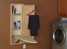 Wall Mounted Ironing Board Boards Recessed Hidden Hanging StowAway Cabinet
