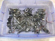 1983 Yamaha XVZ1200 XVZ12 Venture Y121-1' misc parts bolts mounts brackets