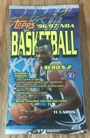 PACK 1996-97 TOPPS SERIES 2. Silver 50th #138 KOBE BRYANT ROOKIE? Lakers PSA 9?