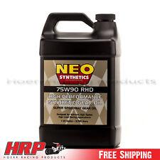 NEO Synthetics 75W-90 RHD Gear Lube - 1 Gallon