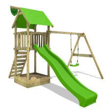 FATMOOSE MagicMonkey Ultra XXL Climbing Frame Garden Outdoor Playground Swing
