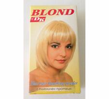 Blond De DK Bleu Cheveux Blanchiment Poudre Avec Blé Protéine 12gr+40ml