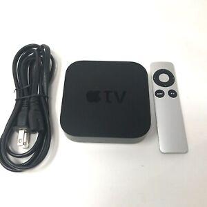 Apple TV HD Media Streamer 3rd Generation 8GB 1080P MD199LL/A w/ Remote