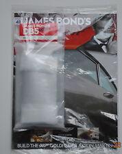 James Bond 007-ASTON MARTIN db5 - 1:8 SCALA Build-GOLDFINGER-auto parte 41