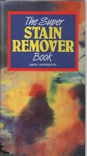 The Super Stain Remover Book by Jack Cassimatis (hardback 1985)