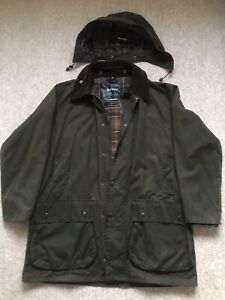 Barbour Classic Northumbria Waxed Jacket XL