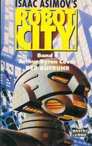TB Isaac Asimov´s Robot City Nr. 04