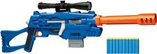 NEW Buzz Bee Toys Air Warrior Snipe Sniper Rifle Long Distance Blaster Foam Nerf