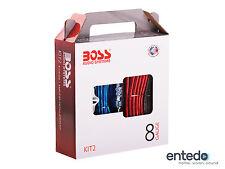 BOSS AUDIO KIT-2 Installations-Set Verstärker Lautsprecher Endstufe Auto Radio