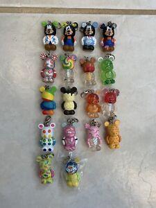 "Goofy's Candy Co. Disney Vinylmation Jr. Junior 1.5"" Full Set Of 18! Rare LE"