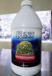 Kent Marine Tech M Magnesium For All Marine Aquariums 64oz