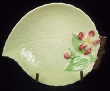 Carlton Ware Apple Blossom Small Embossed Green Dish