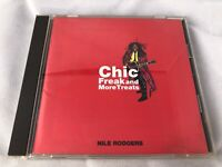Chic Freakand JAPAN CD OBI NILE RODGERS VACM 1021 w/ Tracking in Stock F/S