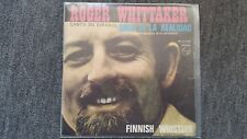 Roger Whittaker:Solo se la realidad 7'' SUNG IN SPANISH