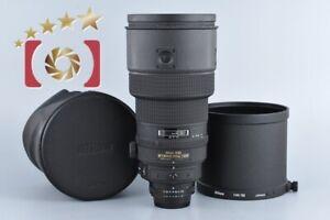 Near Mint!! Nikon AF-I NIKKOR 300mm f/2.8 D ED