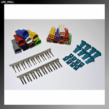 Deutsch DT Compatible AMPhenol AT 8 Color 2-Pin Connector Kit Stamp Contacts