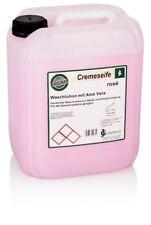 Seifencreme ROSÈ Waschlotion Aloe Vera Creme Seife Flüssigseife 10 Liter Spender