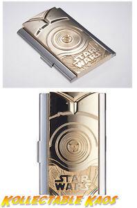 Star Wars - C-3PO Business Card Holder