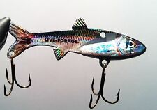 Northland Tackle Fish-Fry Minnow-Silver Shiner 1/4 oz.