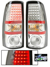 00-07 Silverado 1500 GMC Denali LED Tail Lights  DEPO