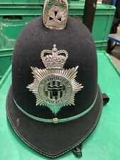 RARE Genuine British Polis UK Bobby Helmet Northumbria SIZES