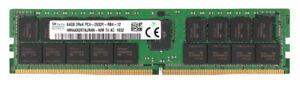 New SK Hynix 64GB DDR4-23400 PC4-2933 2Rx4 ECC Server Memory HMAA8GR7AJR4N-WM