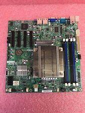 *TESTED* Super Micro X9SCM-F Motherboard w/ SNK-P0046P Heatsink & I/O Shield
