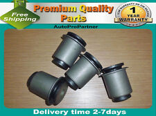 4 FRONT UPPER CONTROL ARM BUSHING SET PAIR FOR HUMMER H3 06-13
