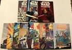 Star Wars Clone Wars Adventures Graphic Novel Book Lot Sith Hunters Vol 2-10