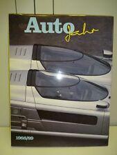 Auto Jahr Nr.36 ,1988/89, Jean Rodolphe Piccard Lausanne
