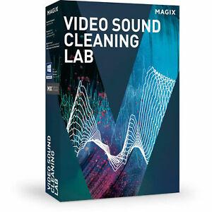 Magix Video Sound Cleaning Lab(Legitimate License)