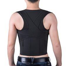 Isermeo corrector de postura hombro soporte ultrafino respirable Elálatico