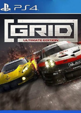 GRID - Ultimate Edition Upgrade (DLC) *PS4 Playstation 4 CD-KEY* 🔑🕹🎮