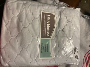 Baby Crib waterproof quilted pad