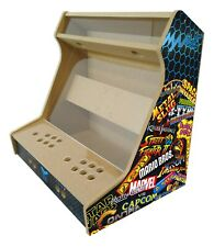 """Bartop kit TALENTEC of 24"""" in MDF. Options: Acrylic glass, stickers, 28 or 30 mm"""
